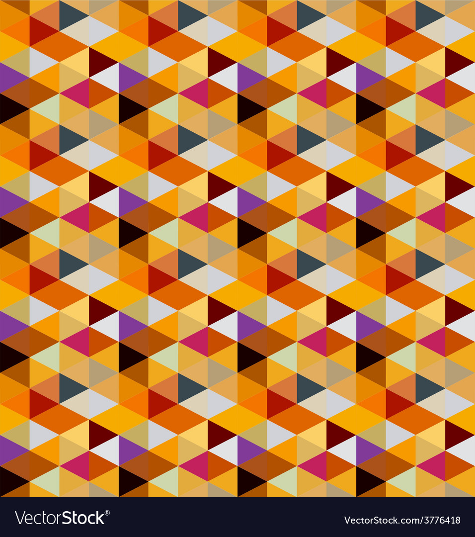 Retro seamless pattern background background vector | Price: 1 Credit (USD $1)