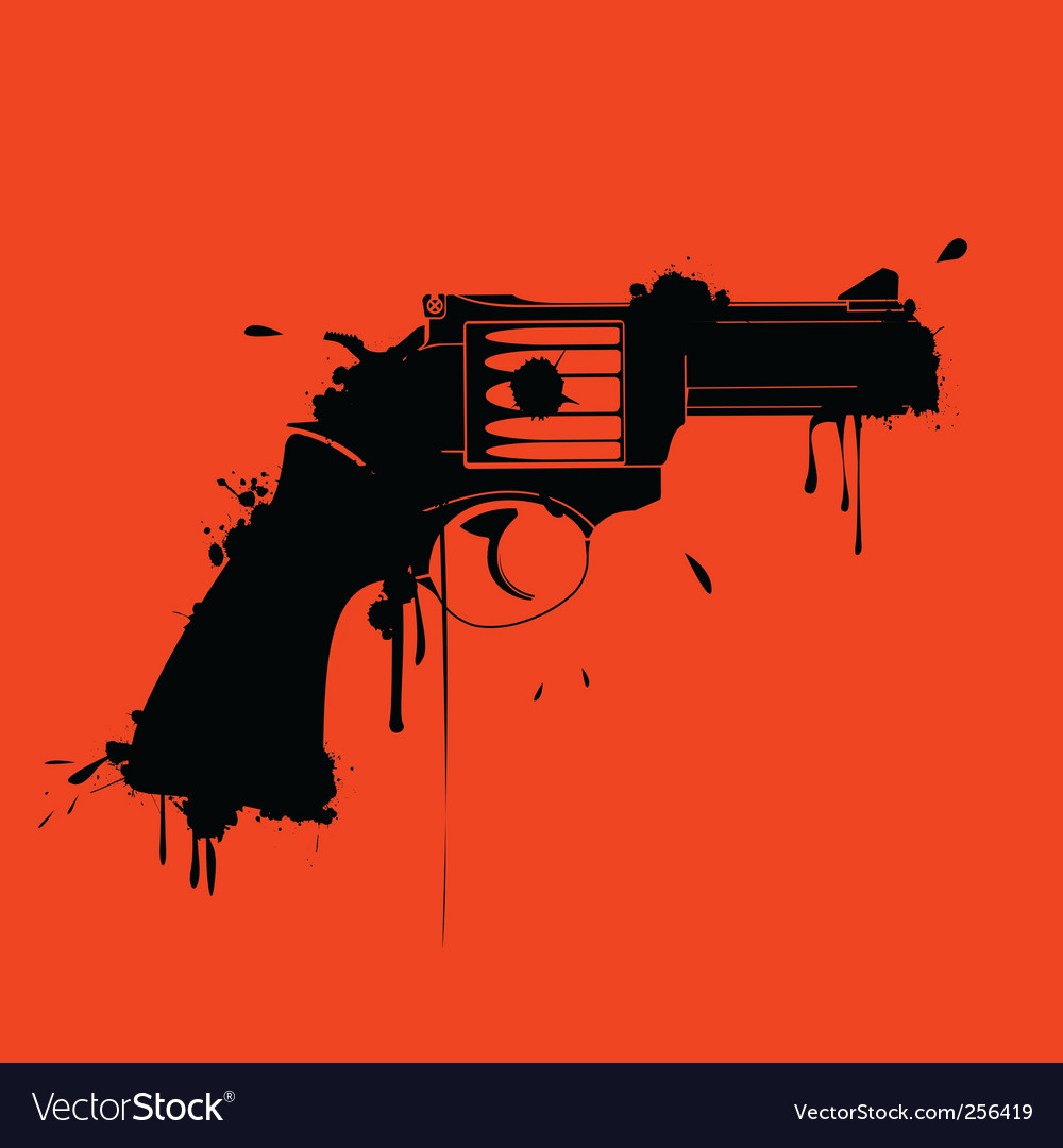Gunge gun vector | Price: 1 Credit (USD $1)
