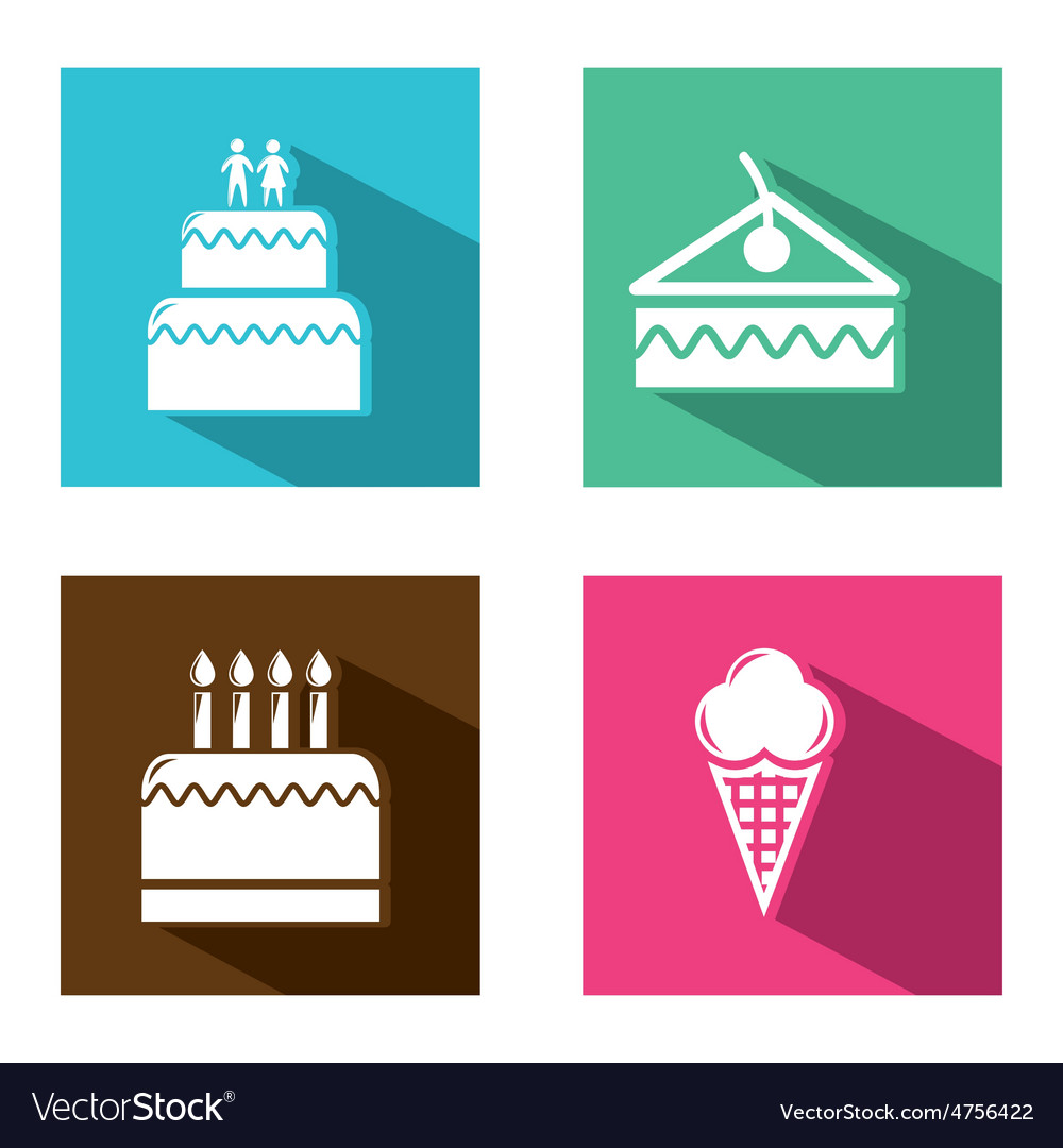 Bakery icons vector   Price: 1 Credit (USD $1)
