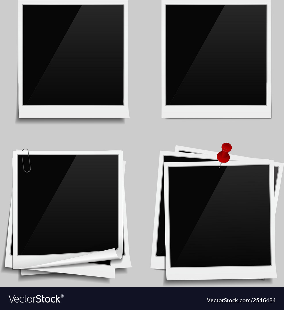 Photo-frames- vector | Price: 1 Credit (USD $1)