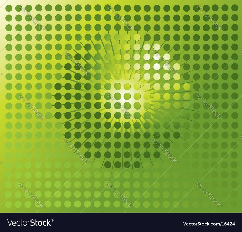 Sphere digital background disco ball vector | Price: 1 Credit (USD $1)
