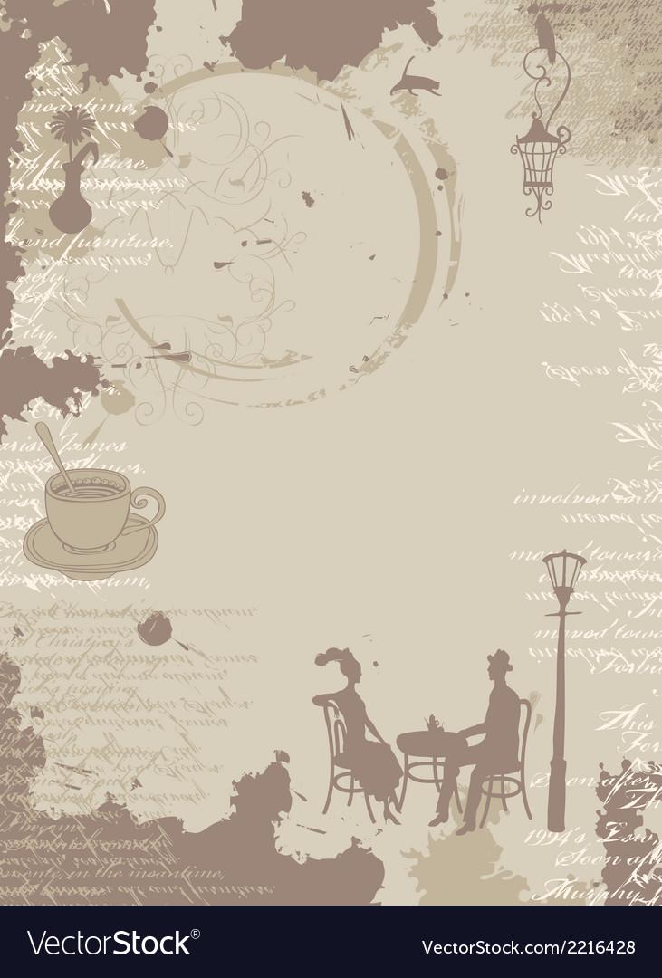 Background menu vector | Price: 1 Credit (USD $1)
