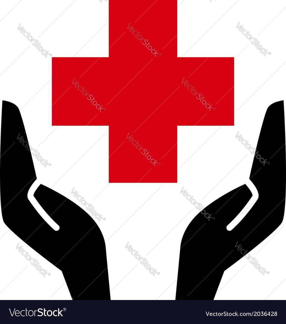 Healthcare icon vector   Price: 1 Credit (USD $1)