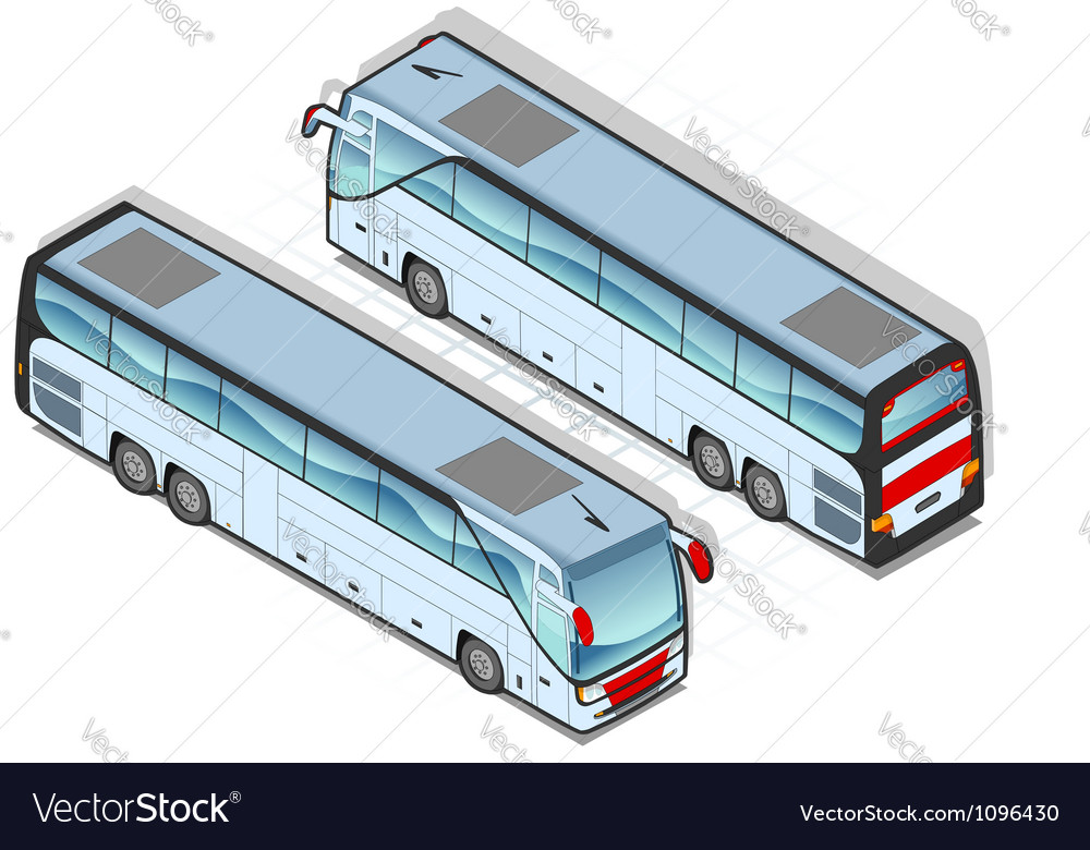 Bus01 380 vector | Price: 3 Credit (USD $3)