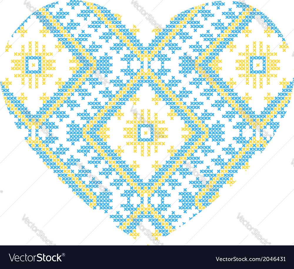 Ukrainian national ornaments vector | Price: 1 Credit (USD $1)