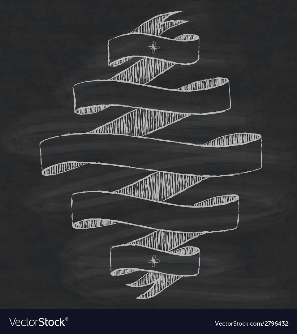 Chalkboard design element vector | Price: 1 Credit (USD $1)