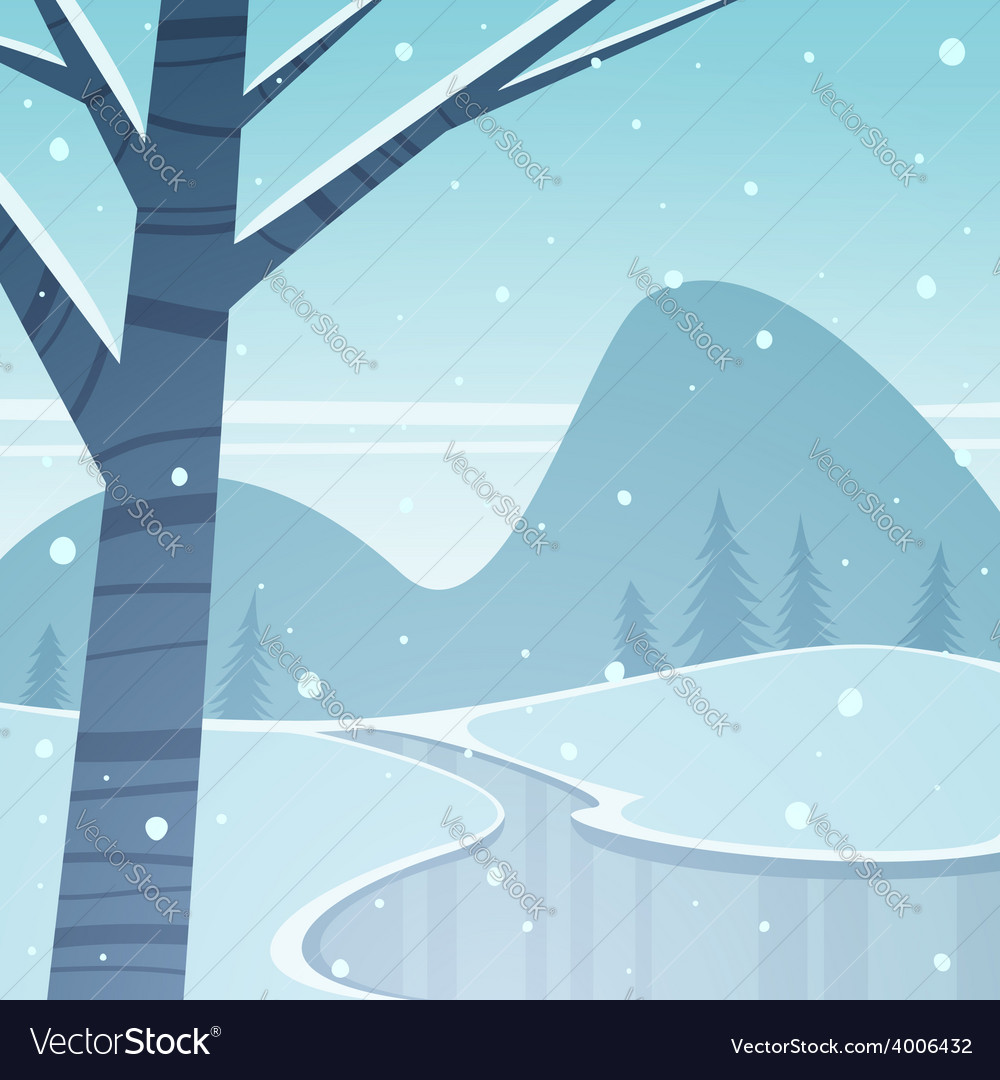 Frozen lake vector   Price: 5 Credit (USD $5)