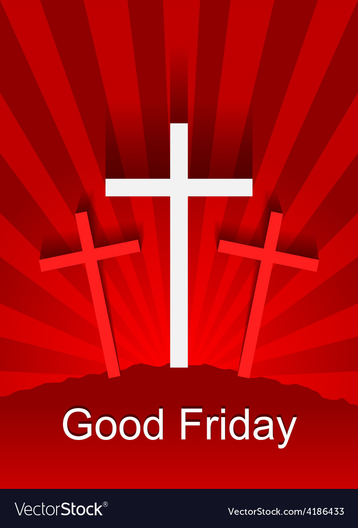Good friday vector | Price: 1 Credit (USD $1)