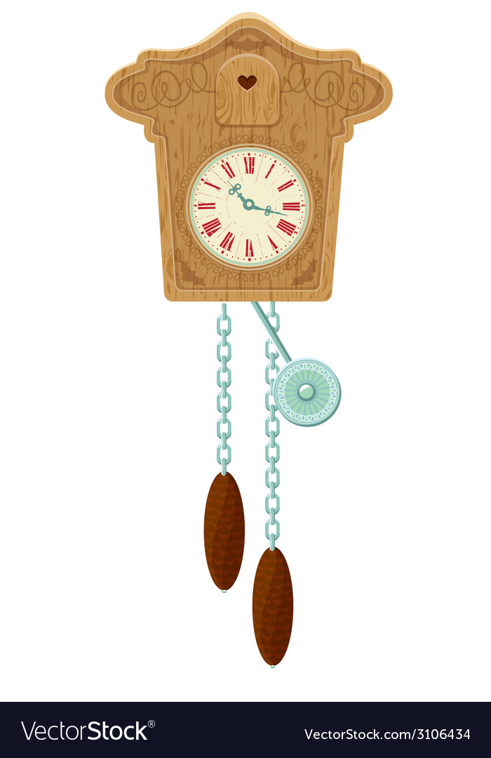 Clock 380 vector | Price: 1 Credit (USD $1)