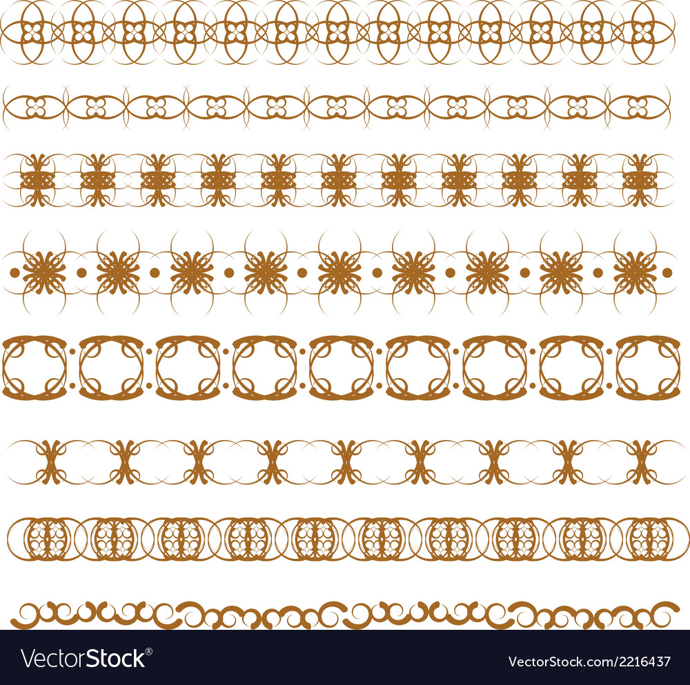 Graphic border vector | Price: 1 Credit (USD $1)