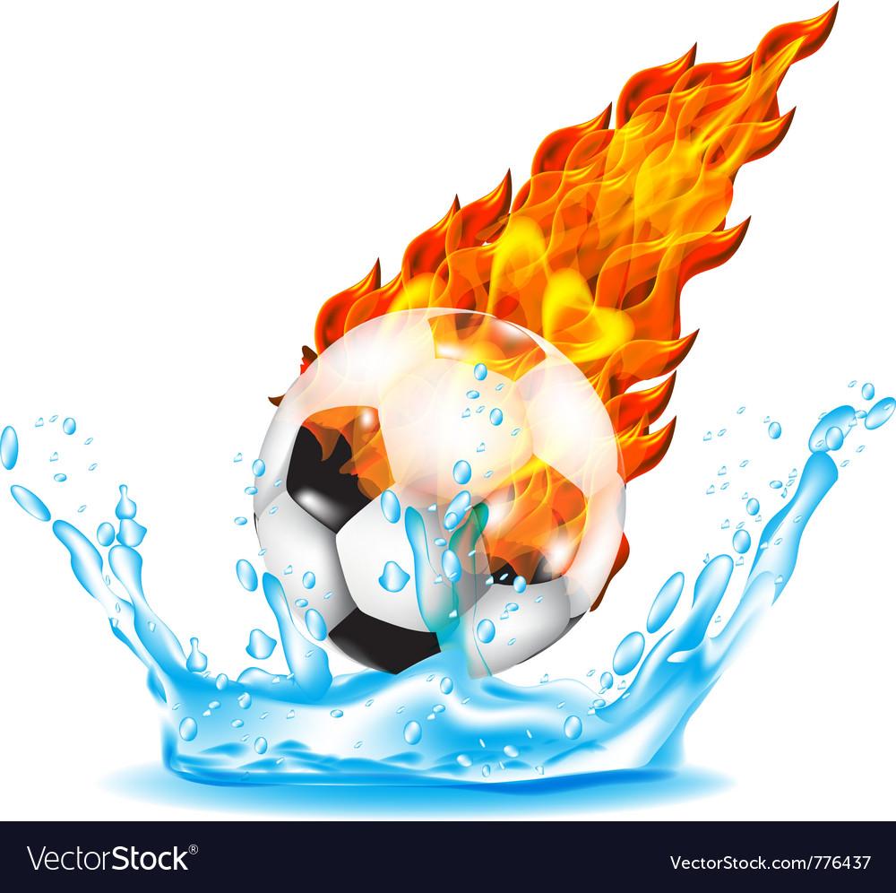 Soccer ball vector | Price: 3 Credit (USD $3)
