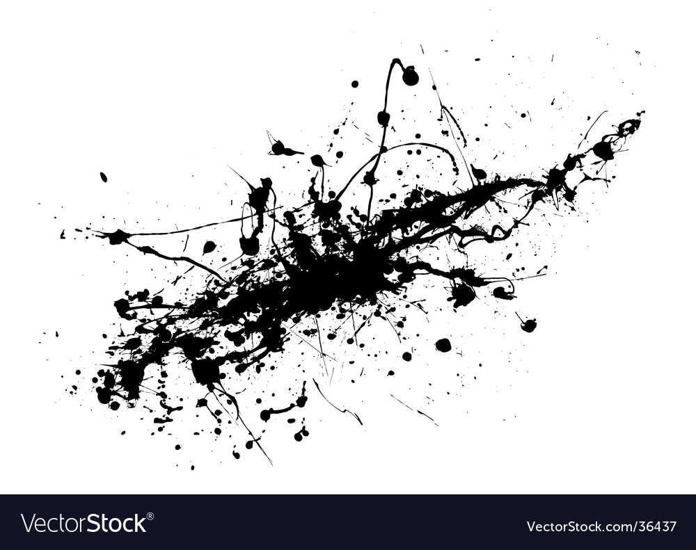Splat splat vector | Price: 1 Credit (USD $1)