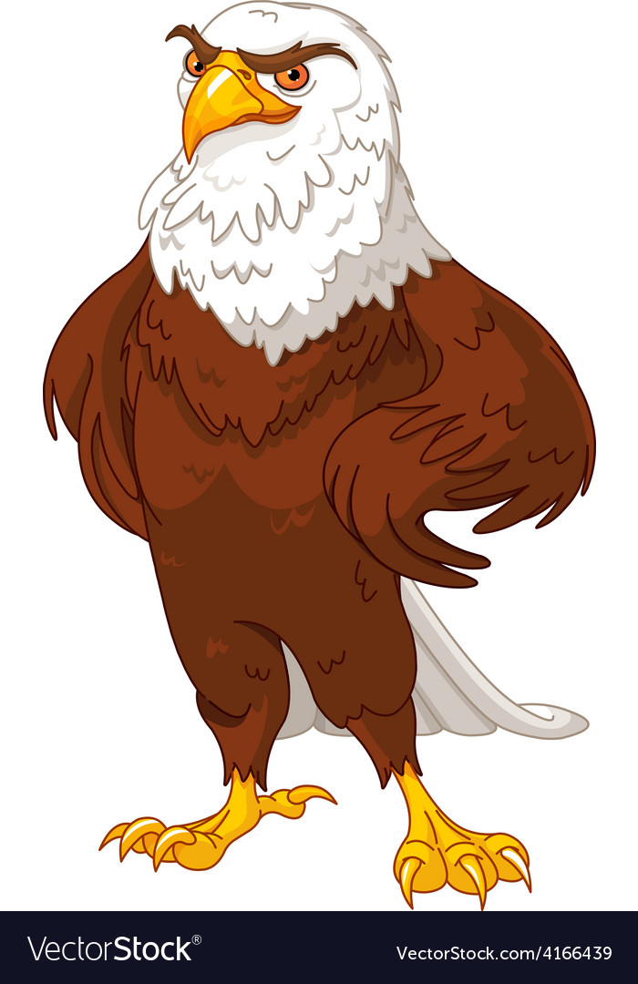 American eagle vector | Price: 3 Credit (USD $3)