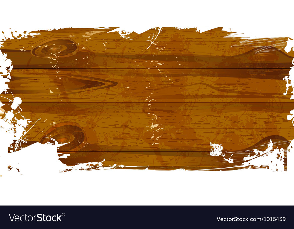 Wood grunge vector | Price: 1 Credit (USD $1)