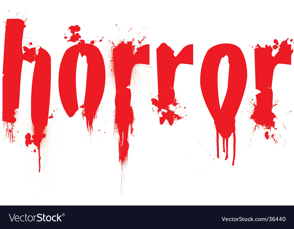Horror vector | Price: 1 Credit (USD $1)