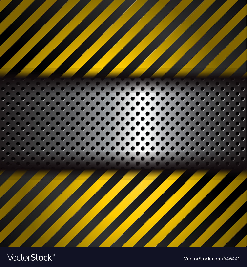 Perforated metal vector | Price: 1 Credit (USD $1)