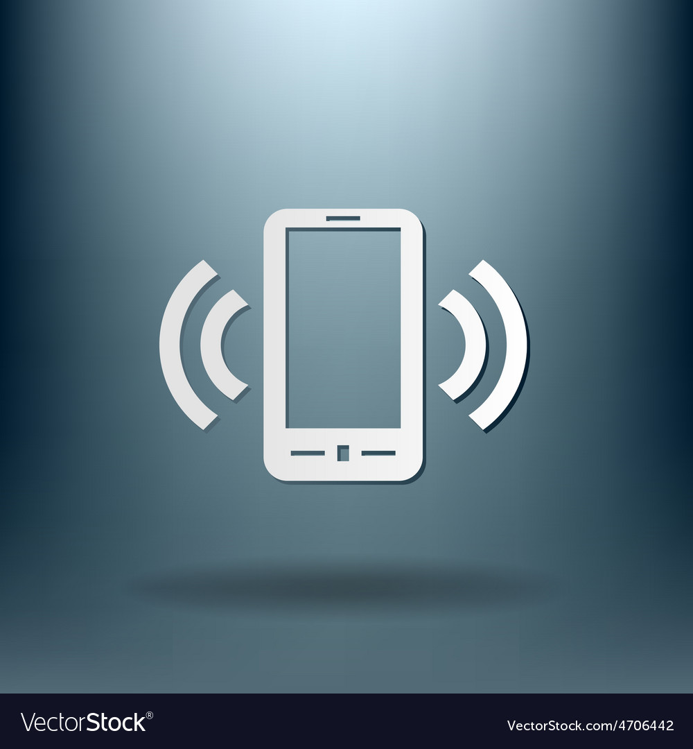 Ringing phone the call vector   Price: 1 Credit (USD $1)