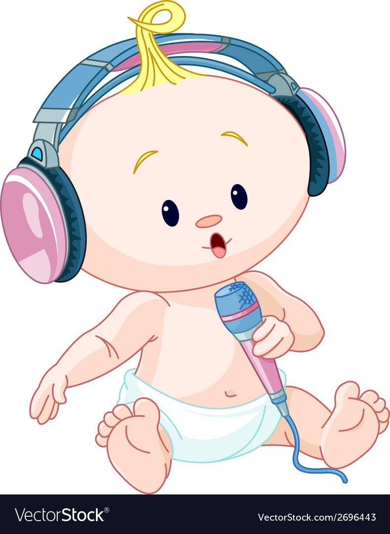 Dj baby vector | Price: 1 Credit (USD $1)