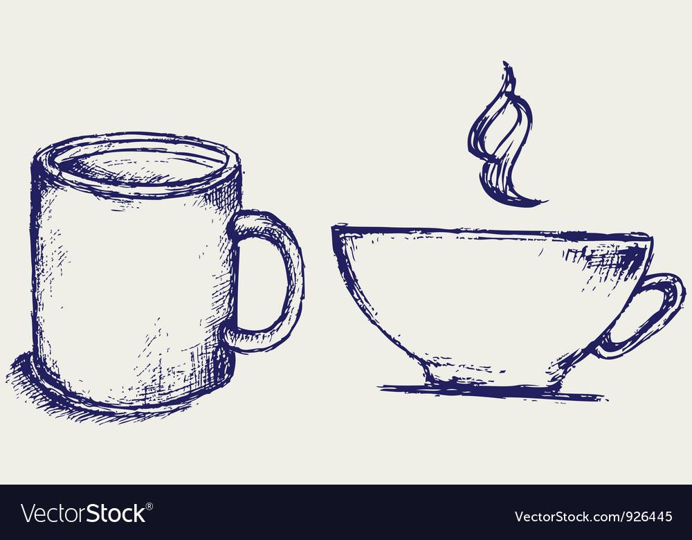 Cup drink vector | Price: 1 Credit (USD $1)