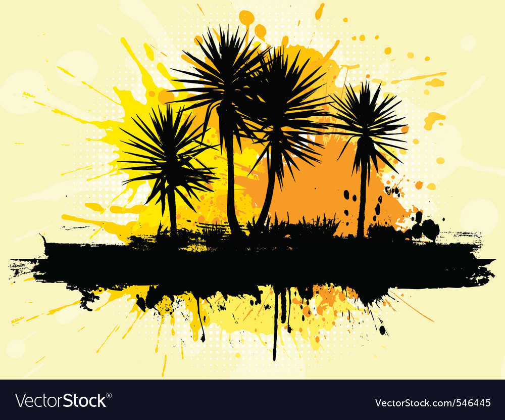 Tropical background vector   Price: 1 Credit (USD $1)