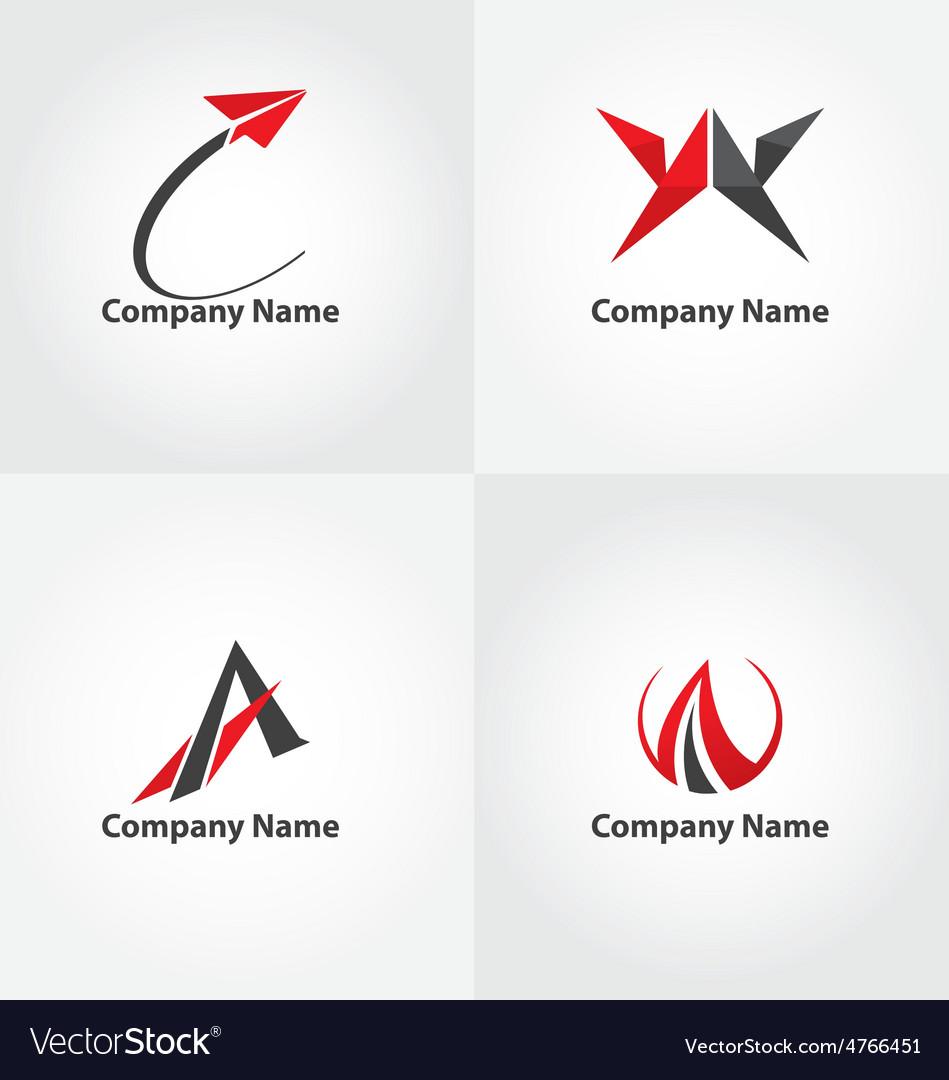A symbol logo vector | Price: 1 Credit (USD $1)