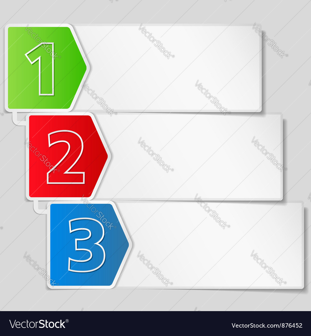 Paper banner vector | Price: 1 Credit (USD $1)