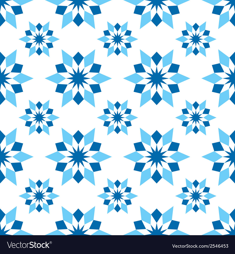 Star seamless pattern vector | Price: 1 Credit (USD $1)