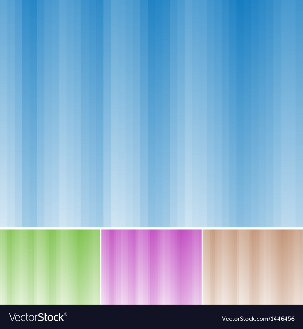 Abstract gradient stripes background vector | Price: 1 Credit (USD $1)