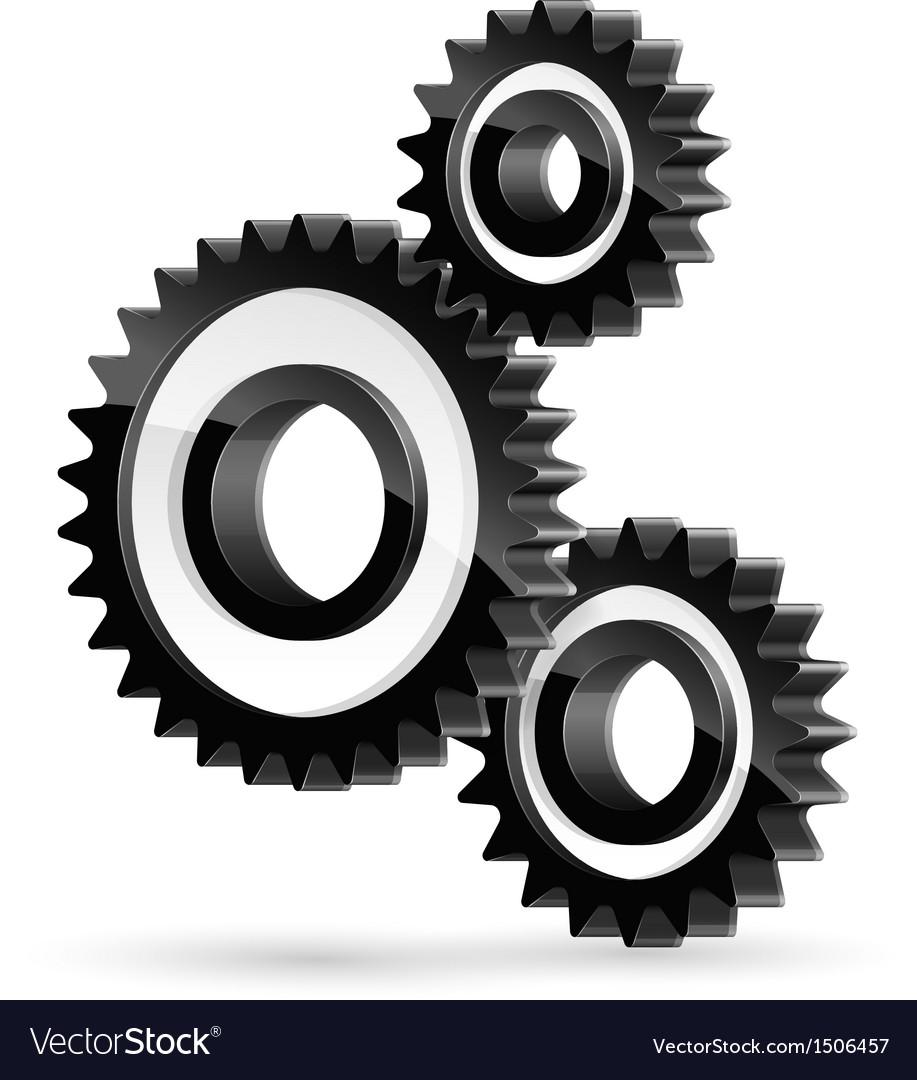 Cogwheel vector | Price: 1 Credit (USD $1)