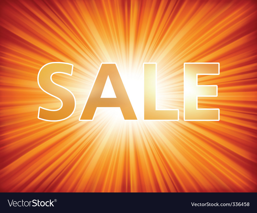Shopping sale poster vector | Price: 1 Credit (USD $1)