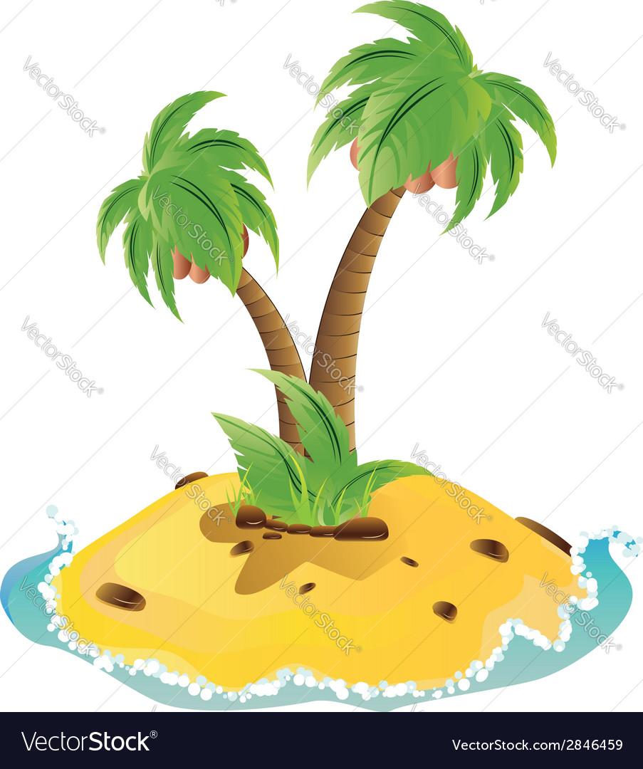 Mini island2 vector   Price: 1 Credit (USD $1)