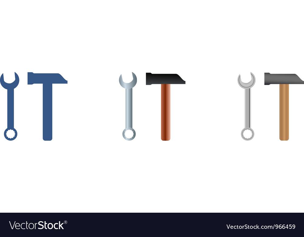 Repair icons set vector | Price: 1 Credit (USD $1)