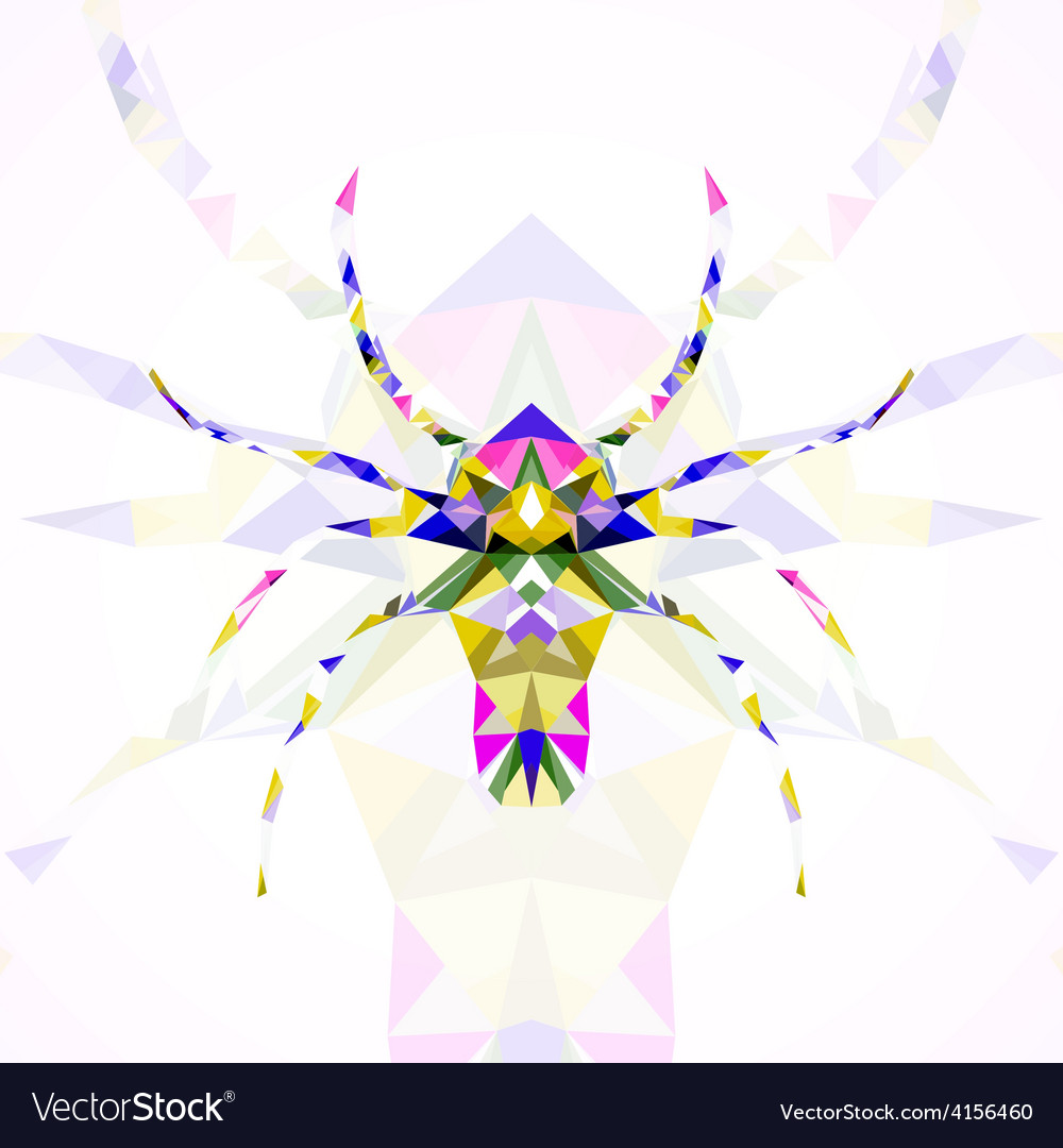 Abstract spider vector   Price: 1 Credit (USD $1)
