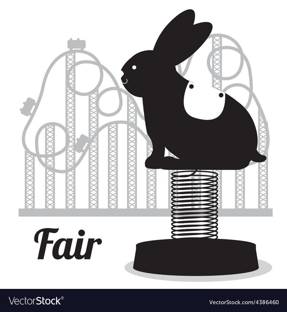 Fair design vector | Price: 1 Credit (USD $1)