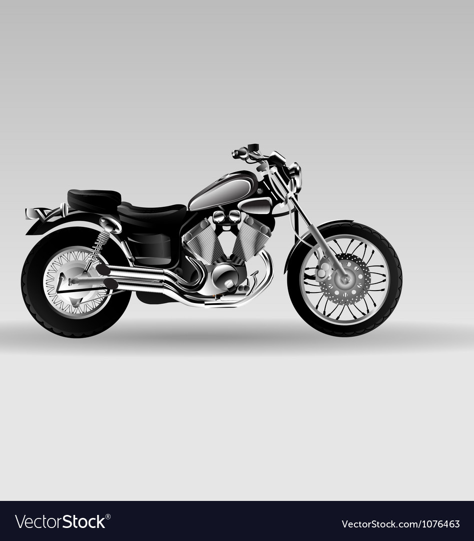 Motorbike vector | Price: 3 Credit (USD $3)