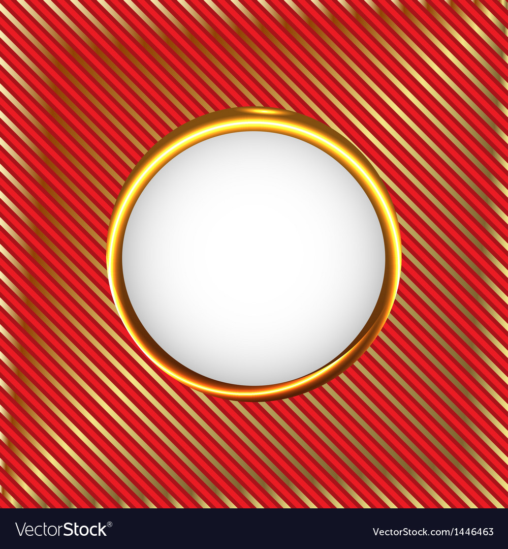 Royal circle frame vector | Price: 1 Credit (USD $1)
