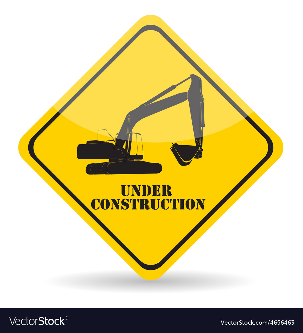 Under construction eps10 vector | Price: 1 Credit (USD $1)