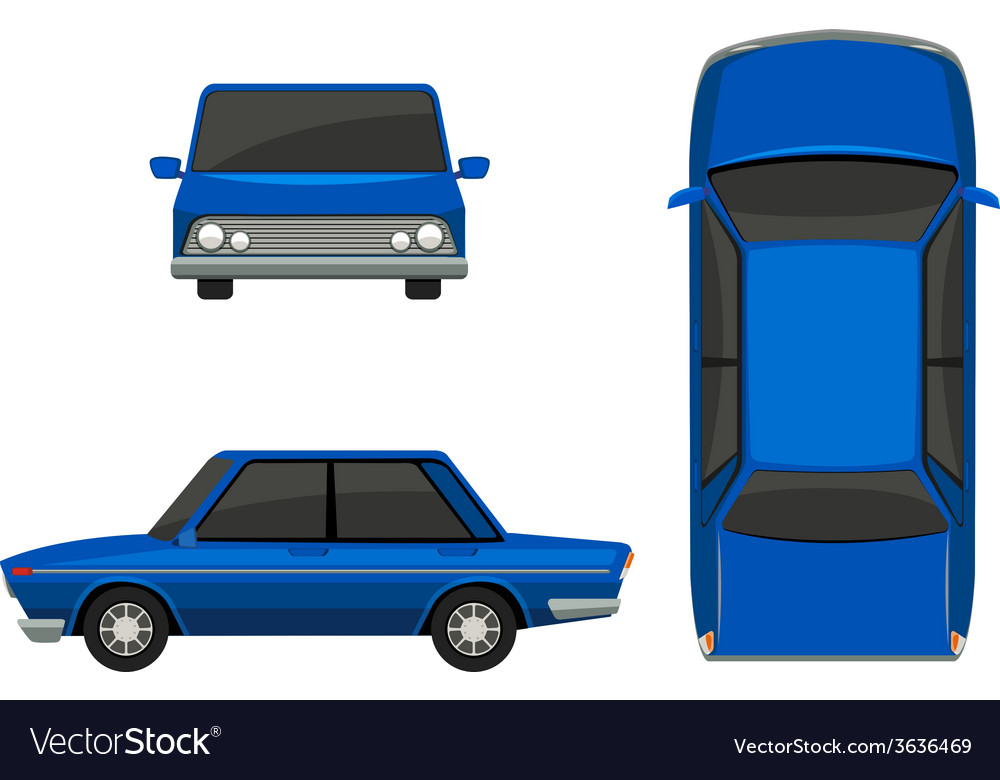 Vehicle vector | Price: 1 Credit (USD $1)