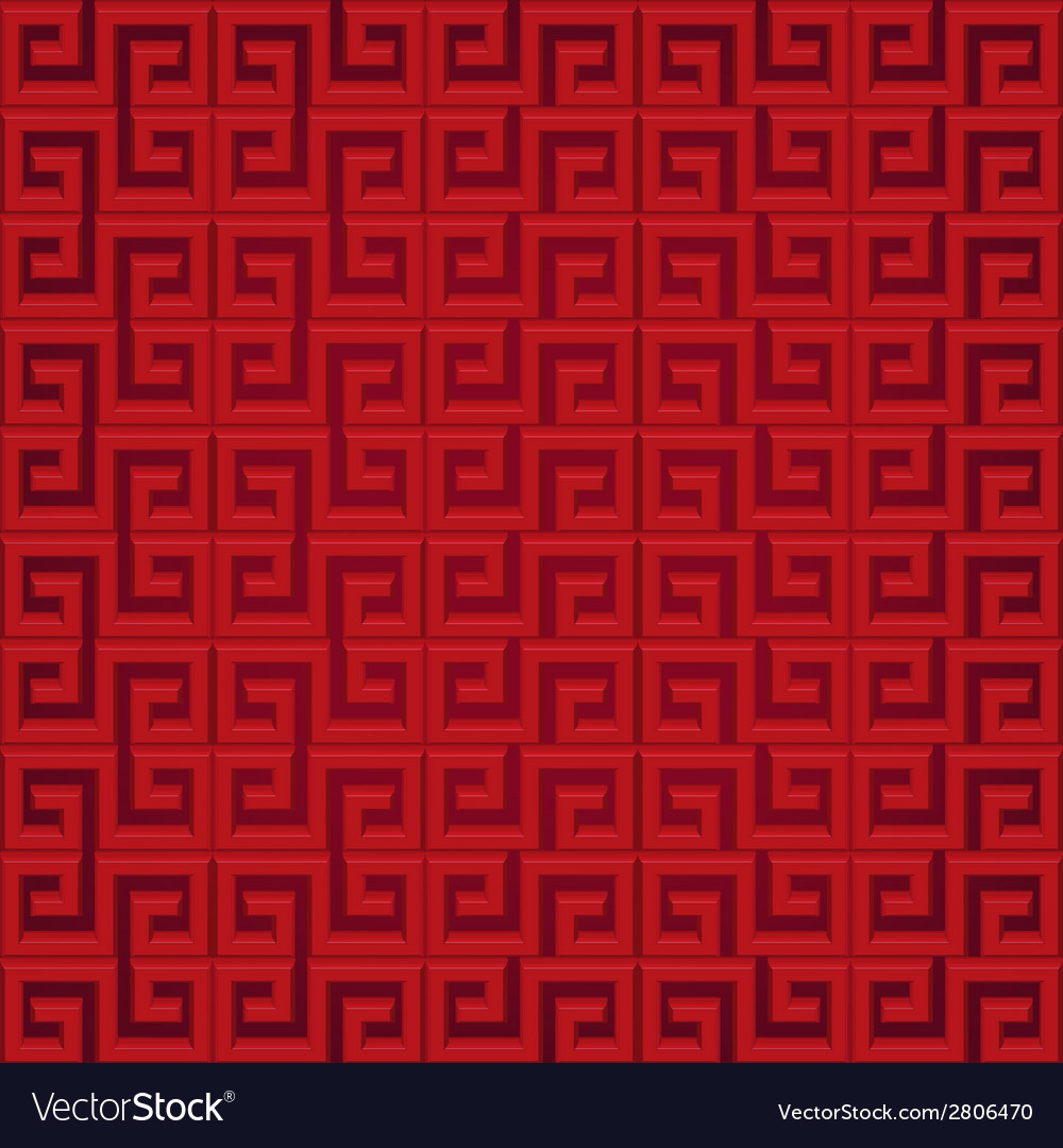Abstract chinese background and pattern vector | Price: 1 Credit (USD $1)