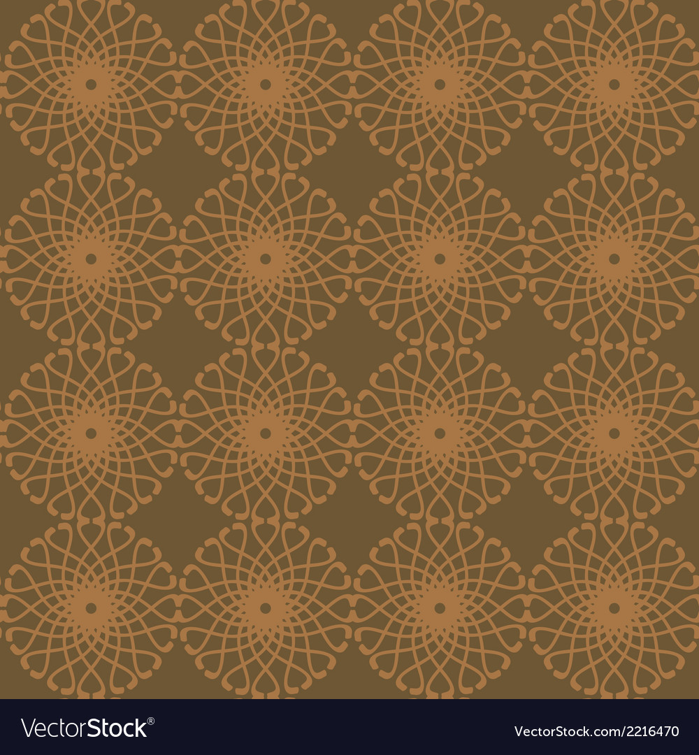 Seamless line pattern vector | Price: 1 Credit (USD $1)