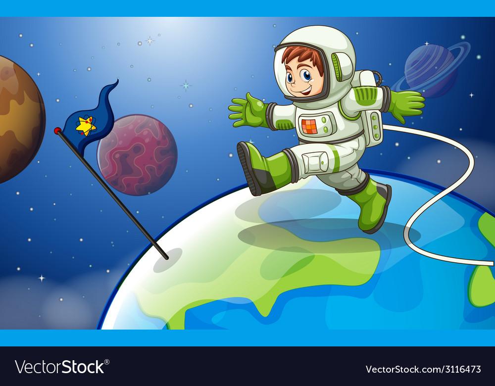 Astronaunt vector   Price: 1 Credit (USD $1)