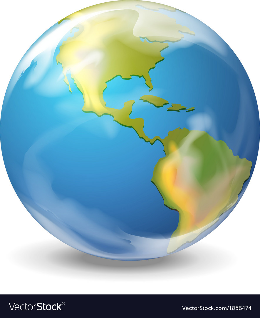 The earth vector | Price: 1 Credit (USD $1)