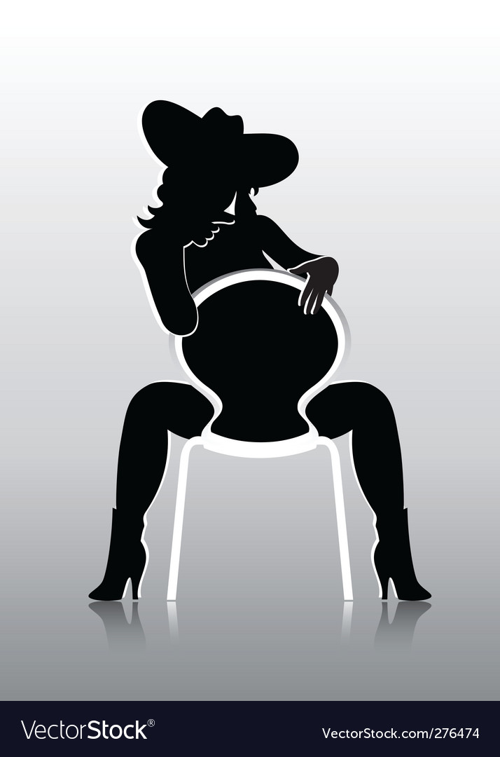 Sexy girl vector | Price: 1 Credit (USD $1)
