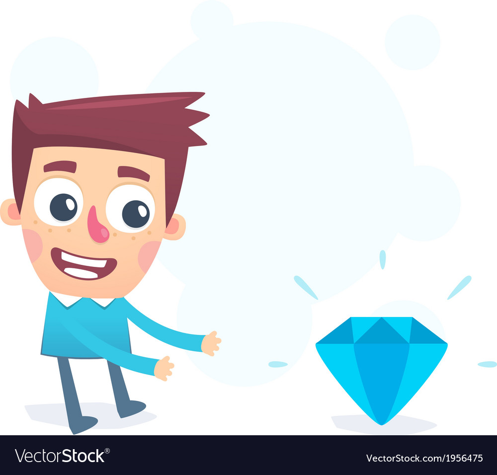 Precious gem vector | Price: 1 Credit (USD $1)
