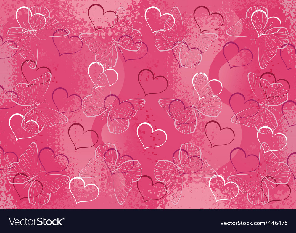 Valentines day background 1 mini vector | Price: 1 Credit (USD $1)