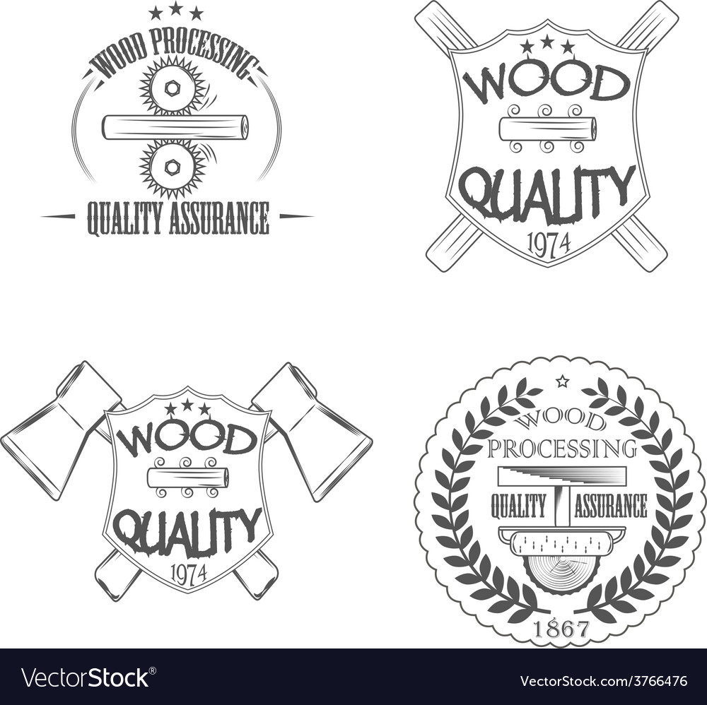 Wood quality vector | Price: 1 Credit (USD $1)