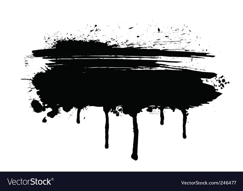 Blot background vector | Price: 1 Credit (USD $1)