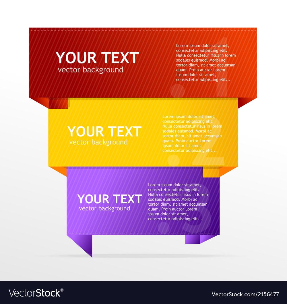 Speech template vector | Price: 1 Credit (USD $1)