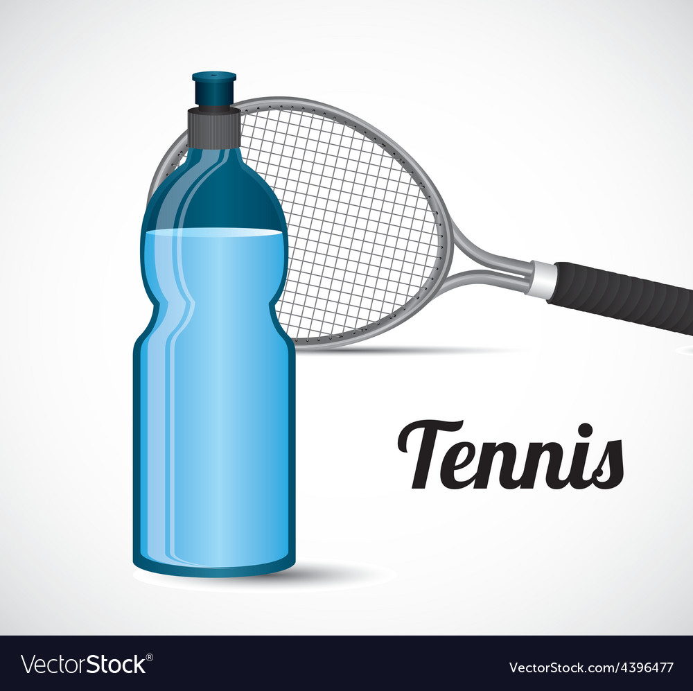 Tennis design vector | Price: 1 Credit (USD $1)