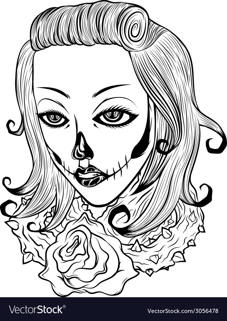 Death women vector | Price: 1 Credit (USD $1)